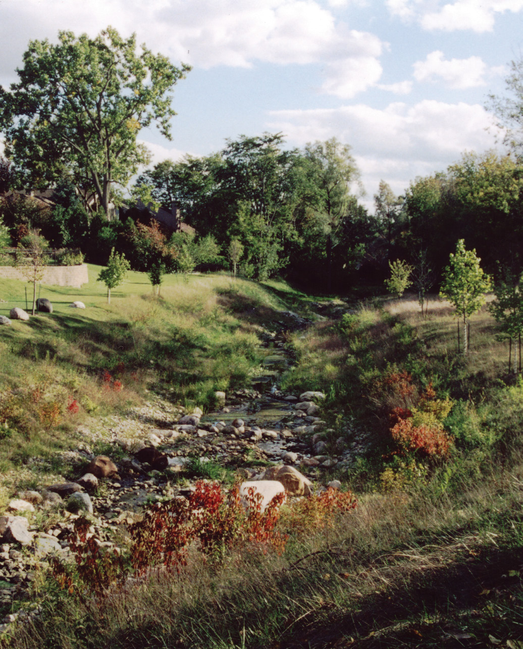 Quail Ridge Drain, Oakland County